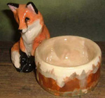 fox eggcup